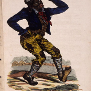 """""""Jim Crow."""" Source: Uncle Tom's Cabin in American Culture"""
