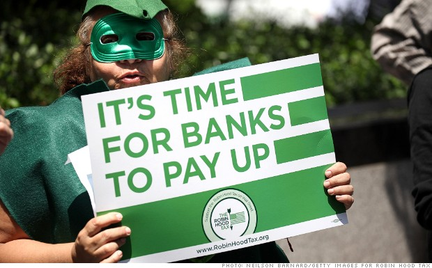 Time for the Banks to Pay Up