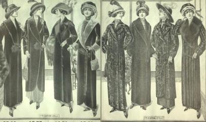 eaton's winter coats
