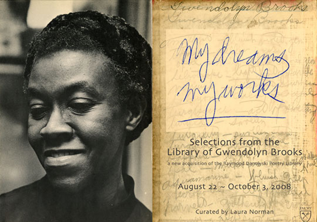 symbols in the mother gwendolyn brooks An analysis of in the park english literature essay print  her clothes are out of date suggests the mother only wears or uses old things which means she.