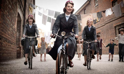 Call the Midwife photograph by the BBC.