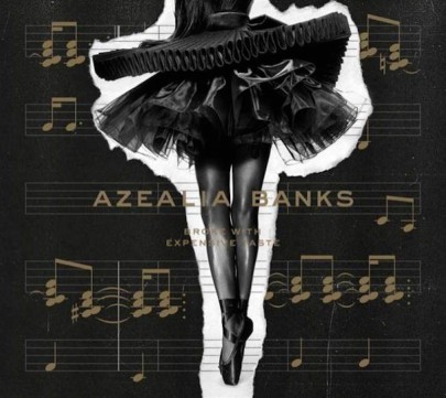 Album cover of Broke with Expensive Taste, by Azealia Banks.