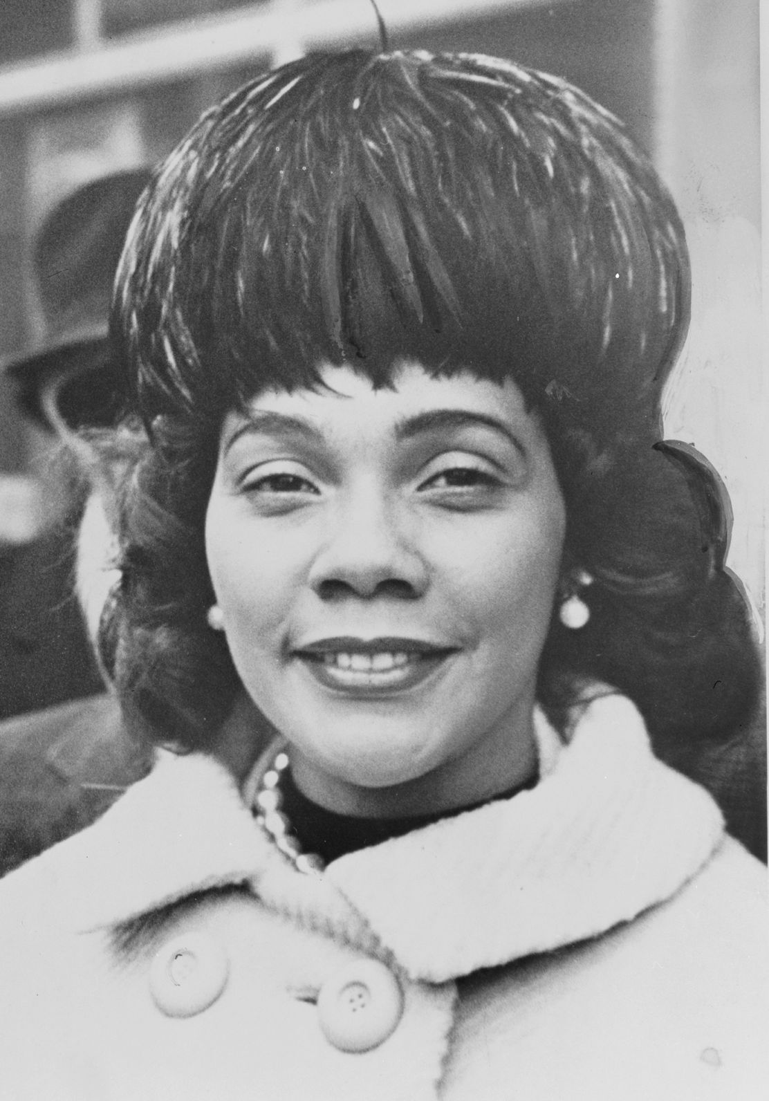 Essay on coretta scott king